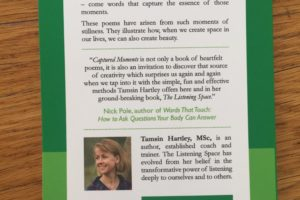 Book blurb: The Listening Space